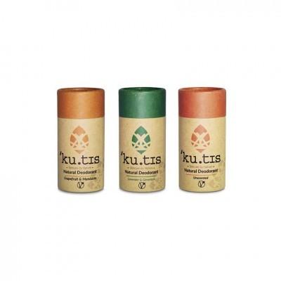 Desodorizante Natural Vegano Ku.tis