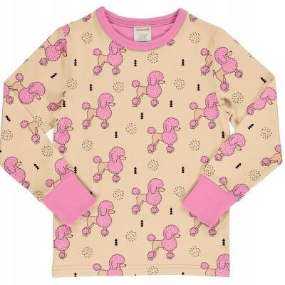 Camisola Perky Poodle Meyaday (Tamanhos disponíveis 18-24m, 3-4a, 5-6a, 7-8a, 9-10a)
