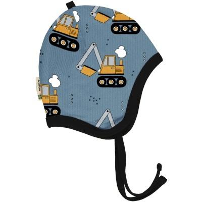 Gorro com fitas EXCAVATOR RIDE Meyaday (Tamanhos disponíveis 40, 44 e 48)