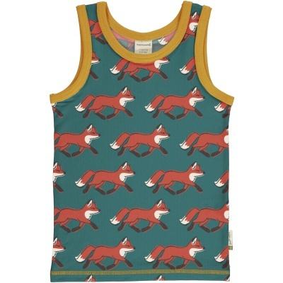 Camisola cava FOX  Maxomorra (Tamanhos disponíveis 18-24m, 3-4a, 5-6a, 7-8a, 9-10a)
