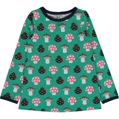 Blusa MUSHROOM Maxomorra (Tamanhos disponíveis 9-12m, 18-24m, 3-4a, 5-6a, 7-8a)