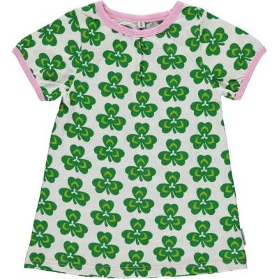 Blusa CLOVER Maxomorra (Tamanhos disponíveis 9-12m, 18-24m, 3-4a, 5-6a, 7-8a, 9-10a)