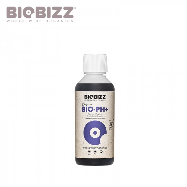 pH UP 250ml Biobizz
