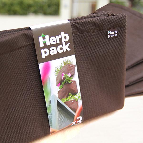 Herb Pack - 3 bolsas