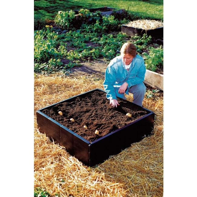 Cama de cultivo 98cm x 98 cm