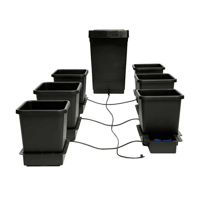 Sistema Autopot - 2 ou mais vasos