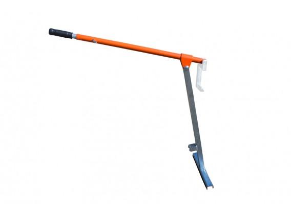 Manual stake puller