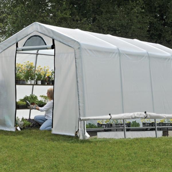 Estufa Shelterlogic 3x6.10x2.40m