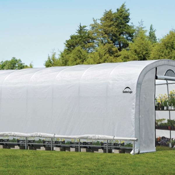 Estufa Shelterlogic 4x6x3.70m