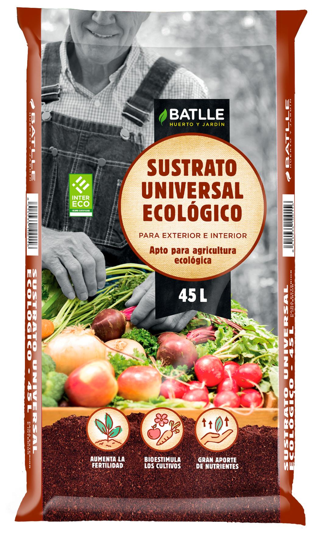 Substrato Universal ECO 45L