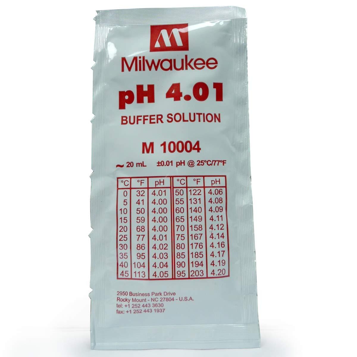Solução de calibração pH 20ml (4,01)