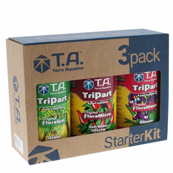3Pack Flora Starter Kit