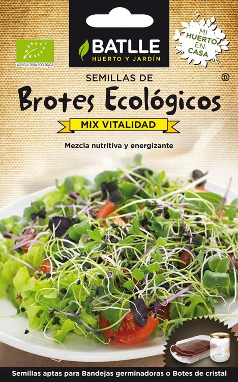 Bio Rebentos - Vita Mix