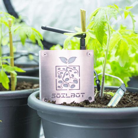 Kit Controlo de cultivo - Solo