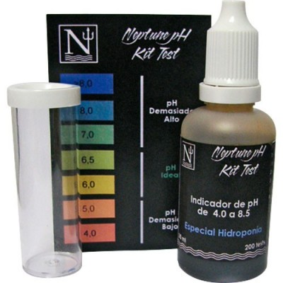 Teste pH cromático