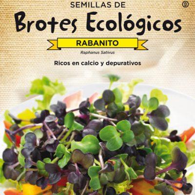 Bio Rebentos Rabanete