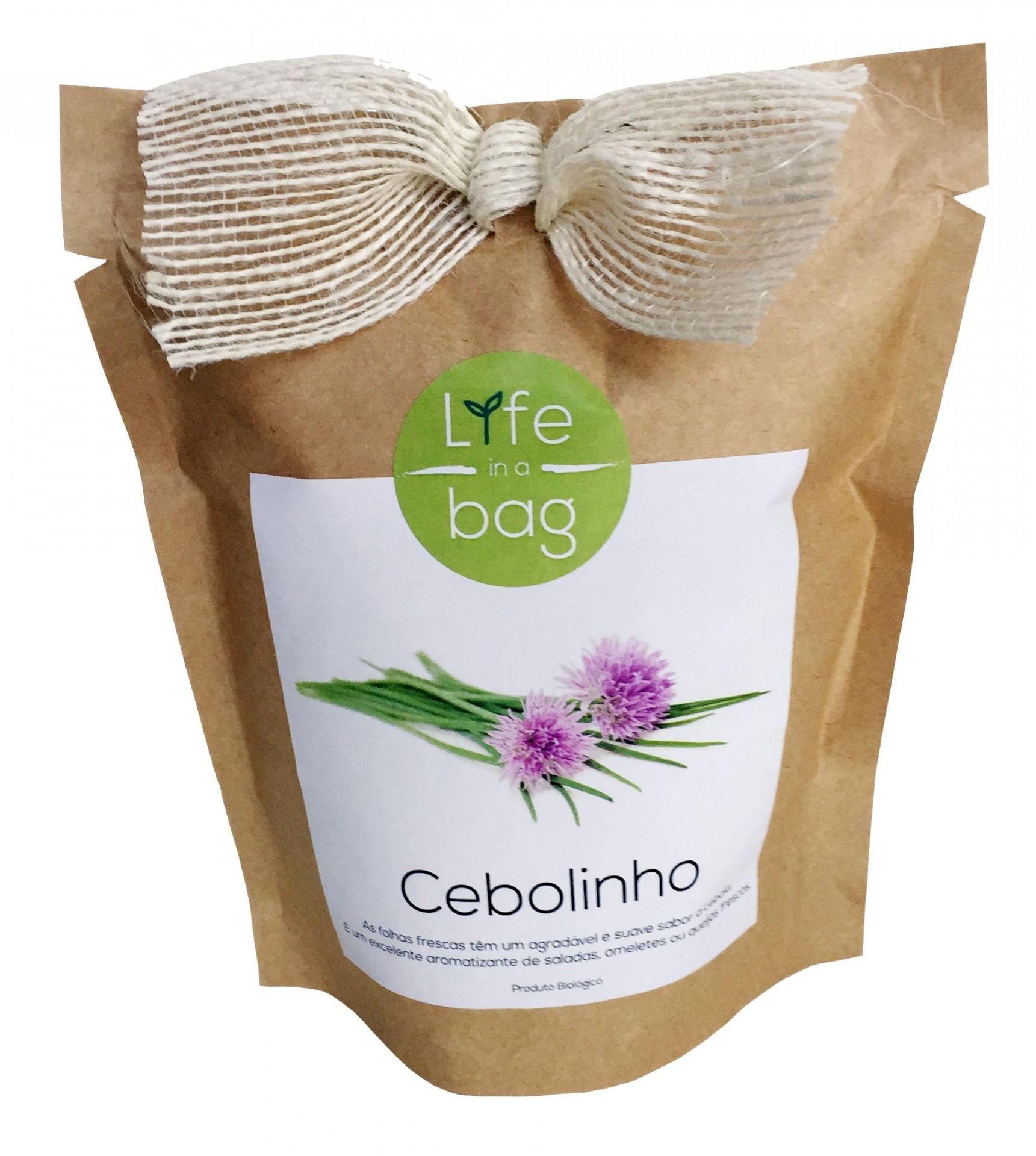 Grow Bag Cebolinho