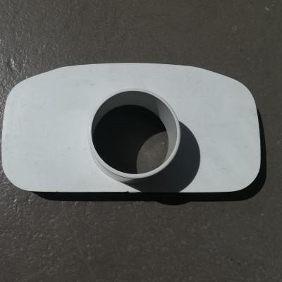 Tampa perfil NFT 80x150 mm Furo