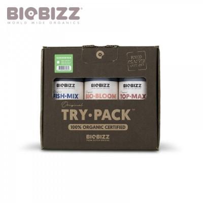 Try Pack Outdoor BioBizz