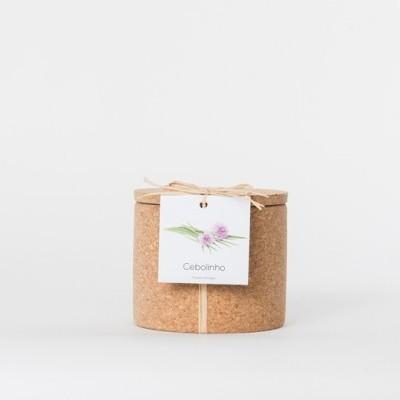 Grow Cork Cebolinho