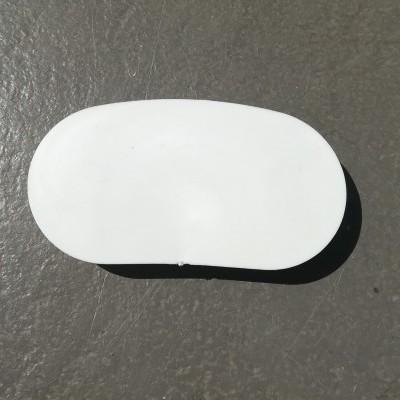 Tampa perfil NFT 40x80 mm