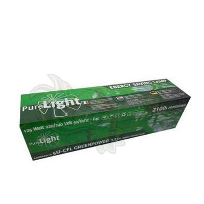 Lâmpada CFL Greenpower 2700-6400K