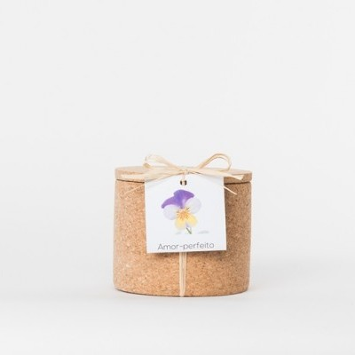 Grow Cork Amor-Perfeito