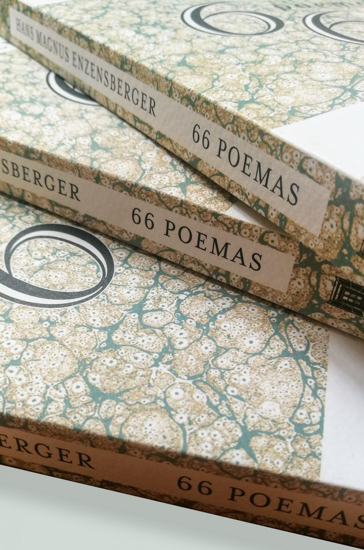 66 POEMAS, Hans Magnus Enzensberger