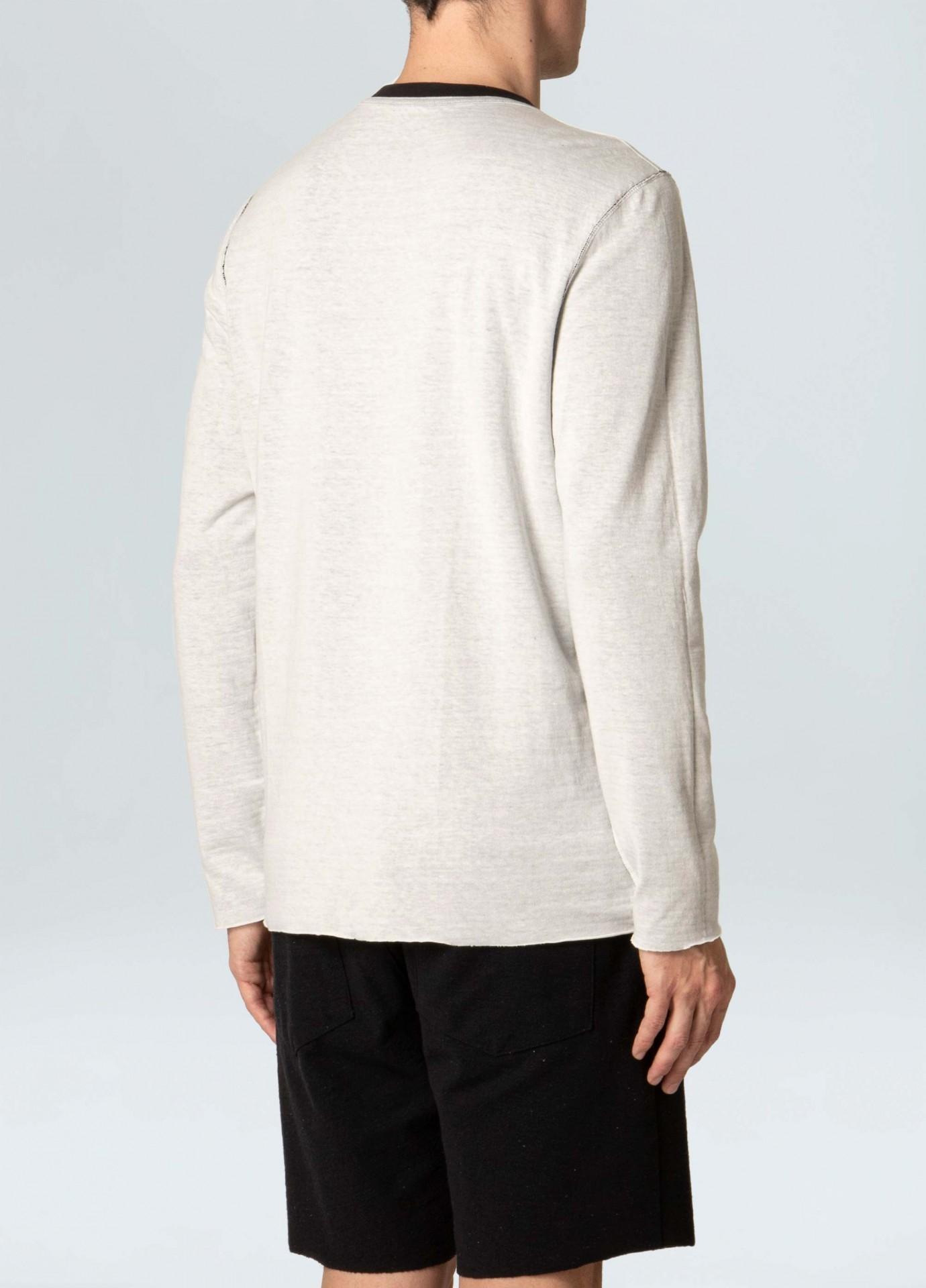 T-Shirt Osklen Double Rose Outline