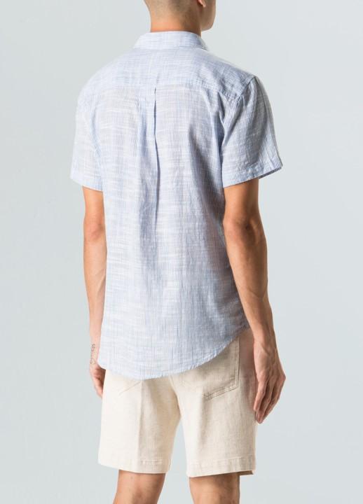 Camisa Rough Listrada Mc Osklen