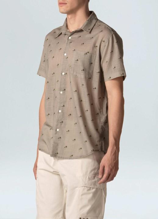 Camisa Osklen Mini Coqueiro Mc
