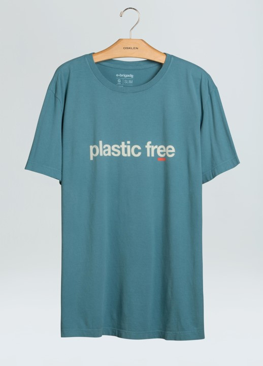 T-Shirt Vintage Plastic Free