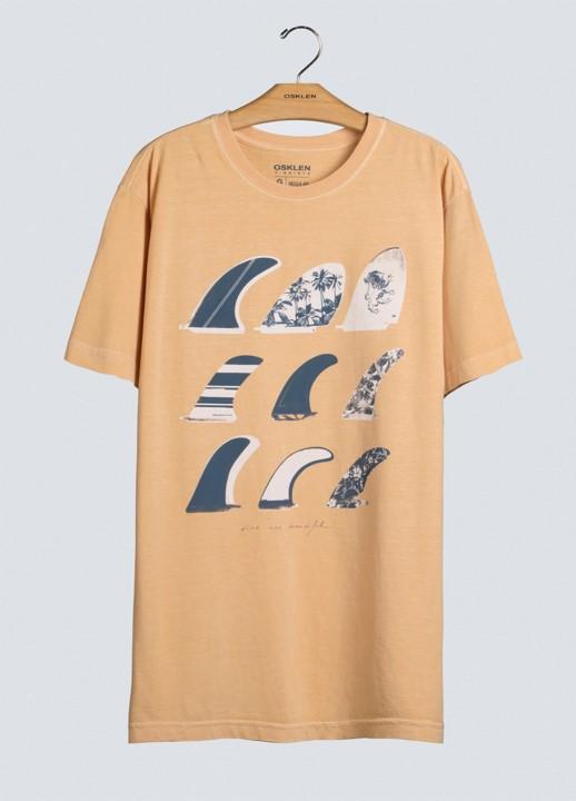 T-Shirt Osklen Stone Quilhas