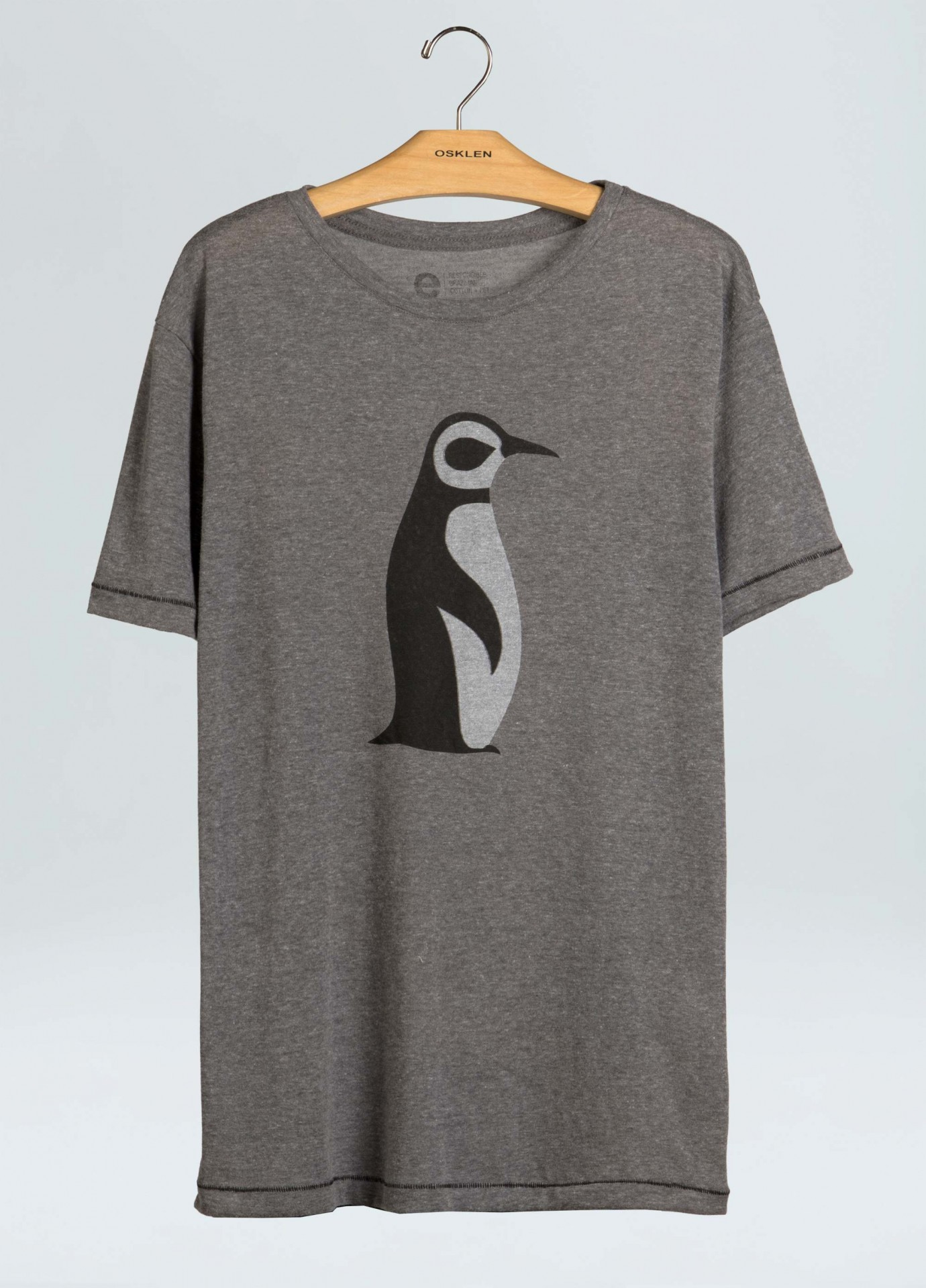 T-Shirt Osklen Light Eco Pinguim