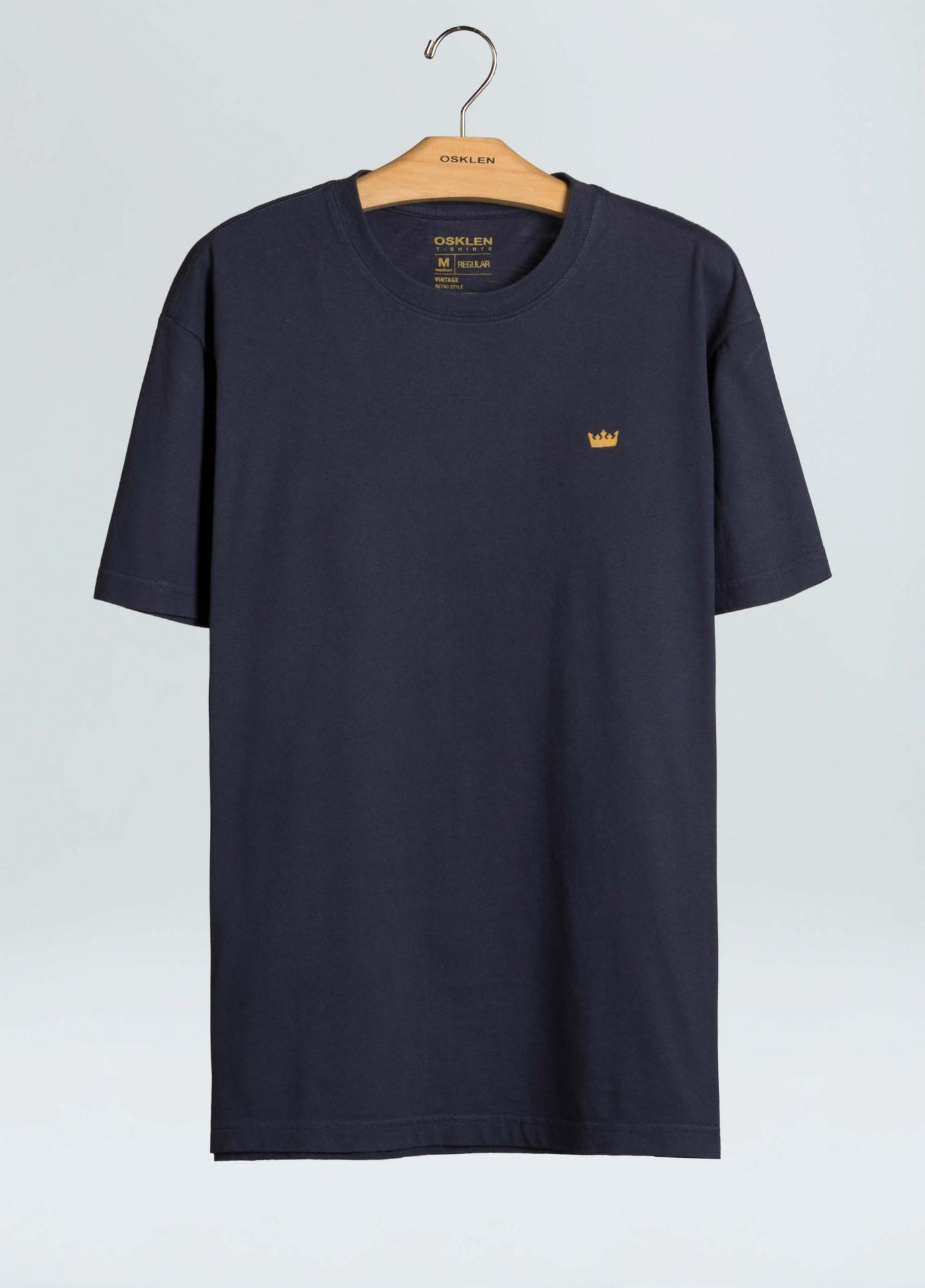 T-Shirt Osklen Regular Mini Crown