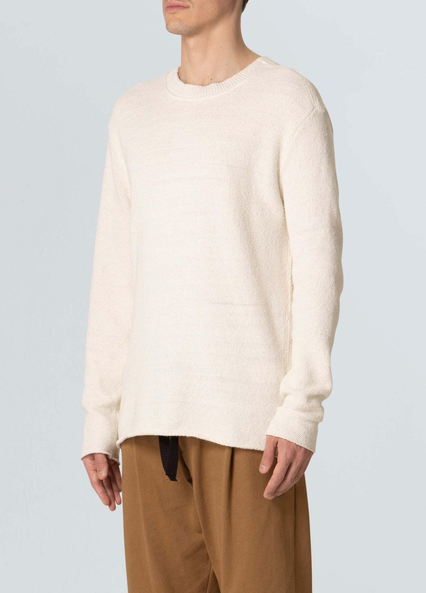 Sweater Masculino Osklen Tricot Fluid E-Fabrics