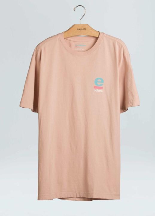 T-Shirt Osklen E-Colors Badge