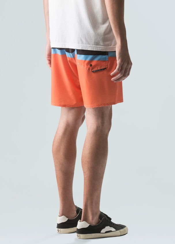 BOARDSHORTS MASC. SIMPLE BOLD OSKLEN