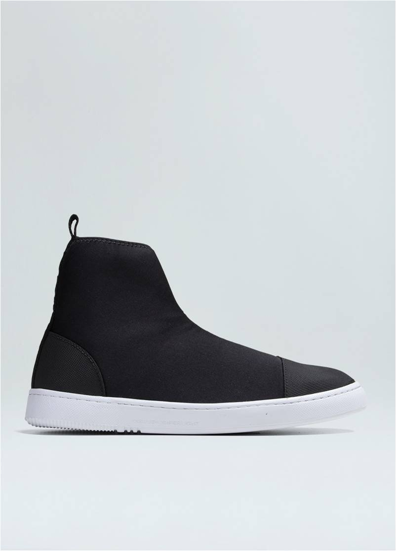Tênis Osklen Superlight Neoprene High Top Feminino