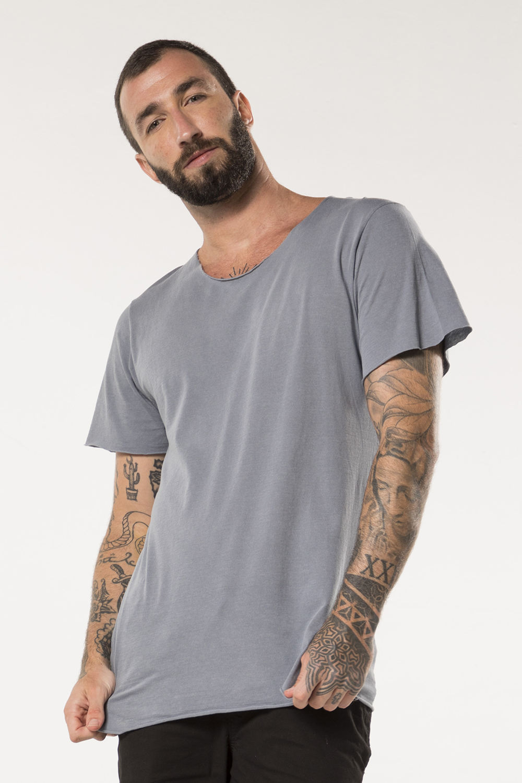 T-shirt Corte a Fio Stoned MiG
