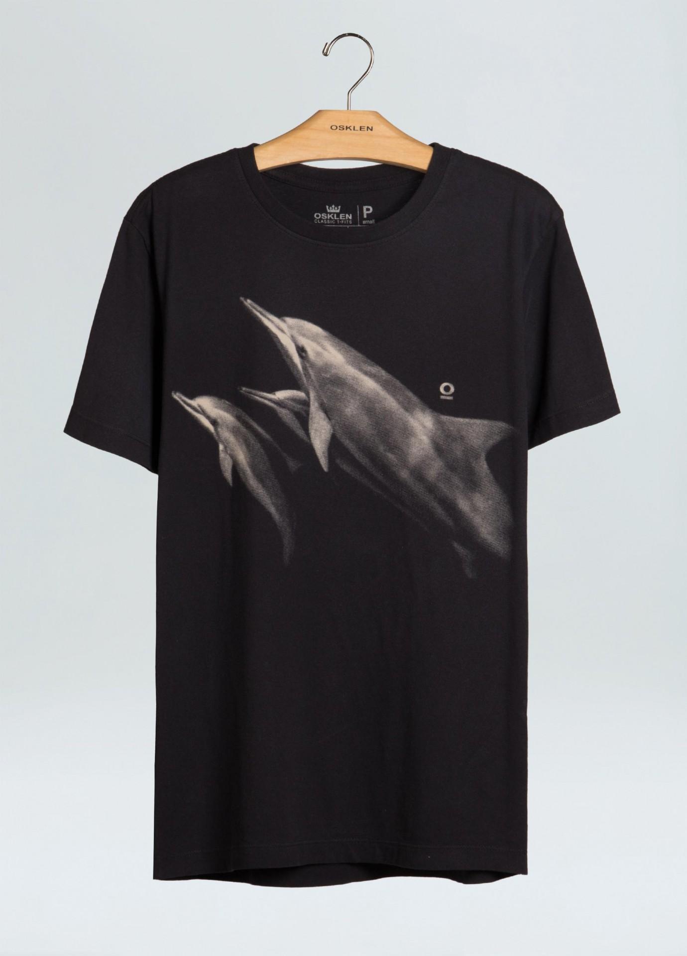 T-Shirt Osklen Vintage Dolphins