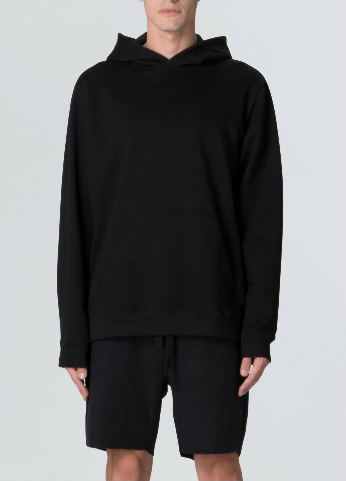Moletom Masculino Fleece Hoodie Color E-Basics