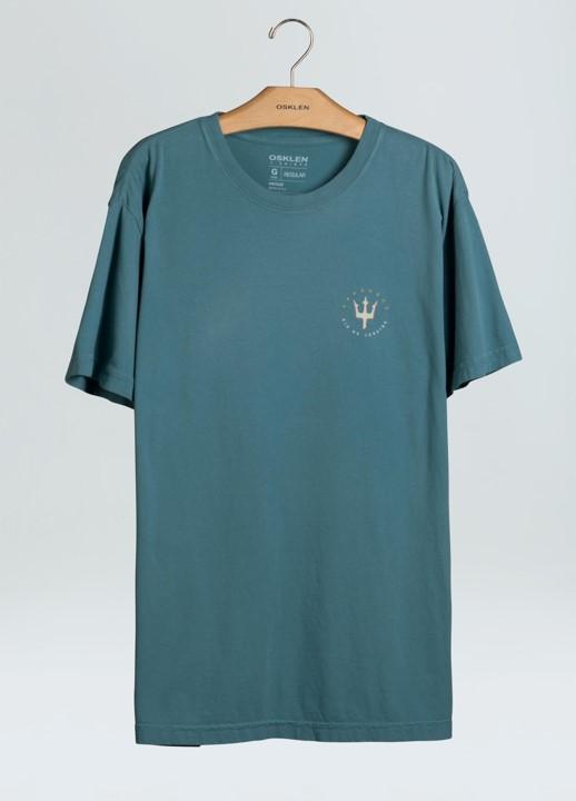 T-shirt Regular Trident Hot Osklen