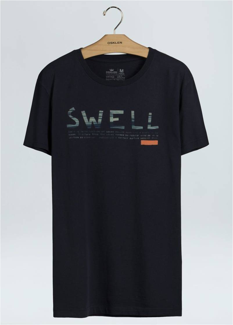 T-SHIRT VINTAGE SWELL DEFINITION OSKLEN