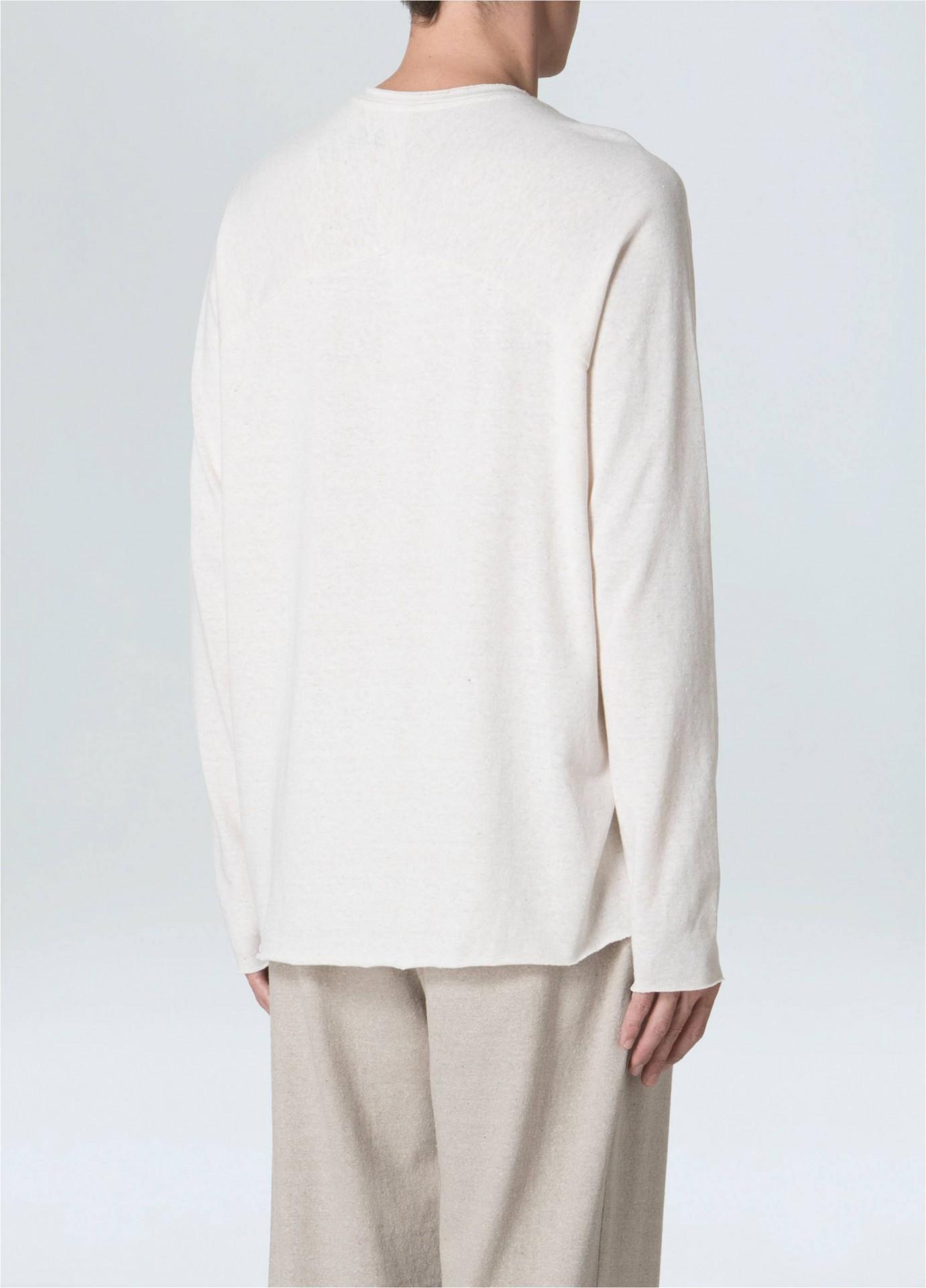 T-Shirt Masculina Canhamo Yogue ML