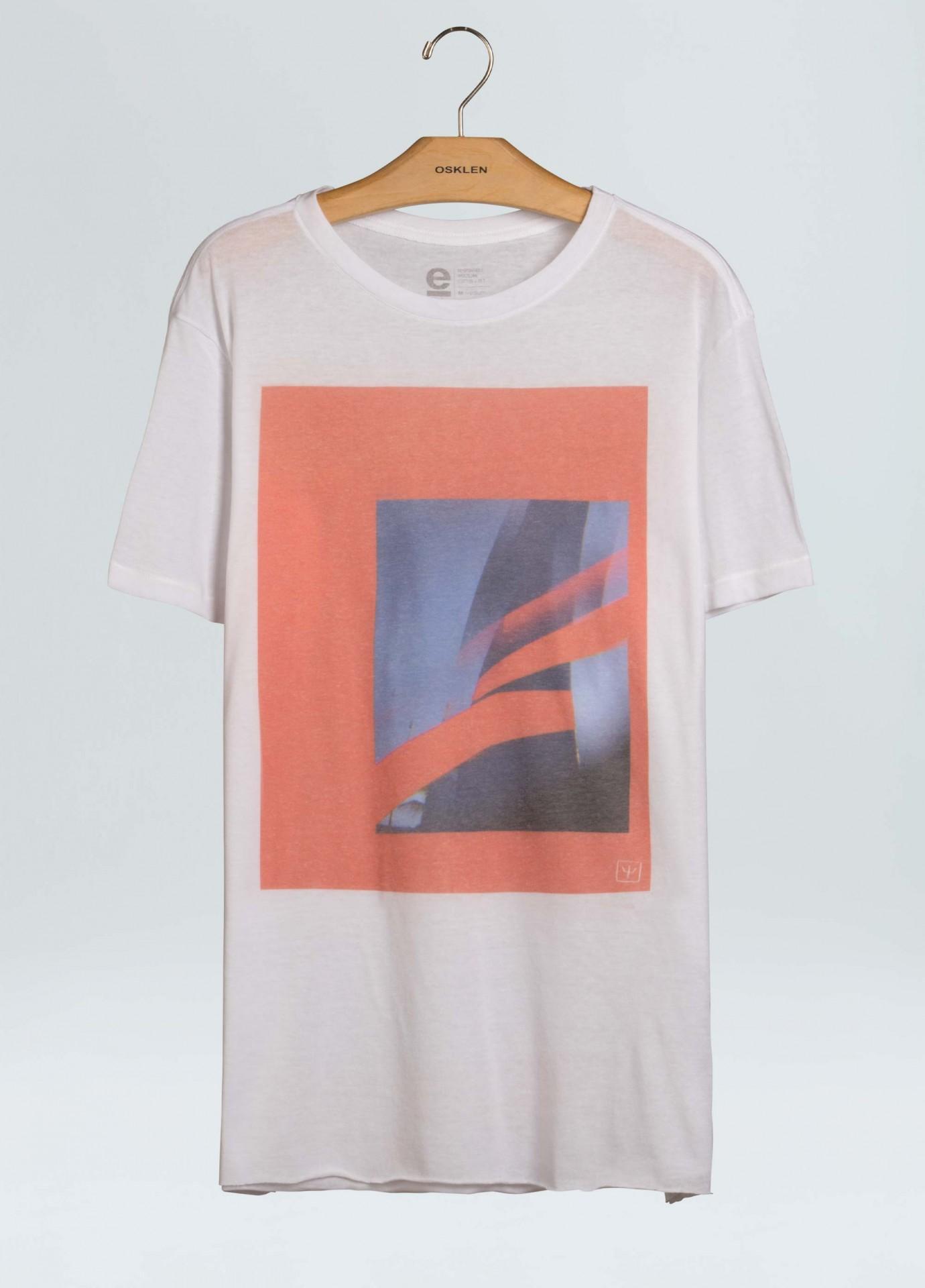 T-shirt Osklen Light Abstract