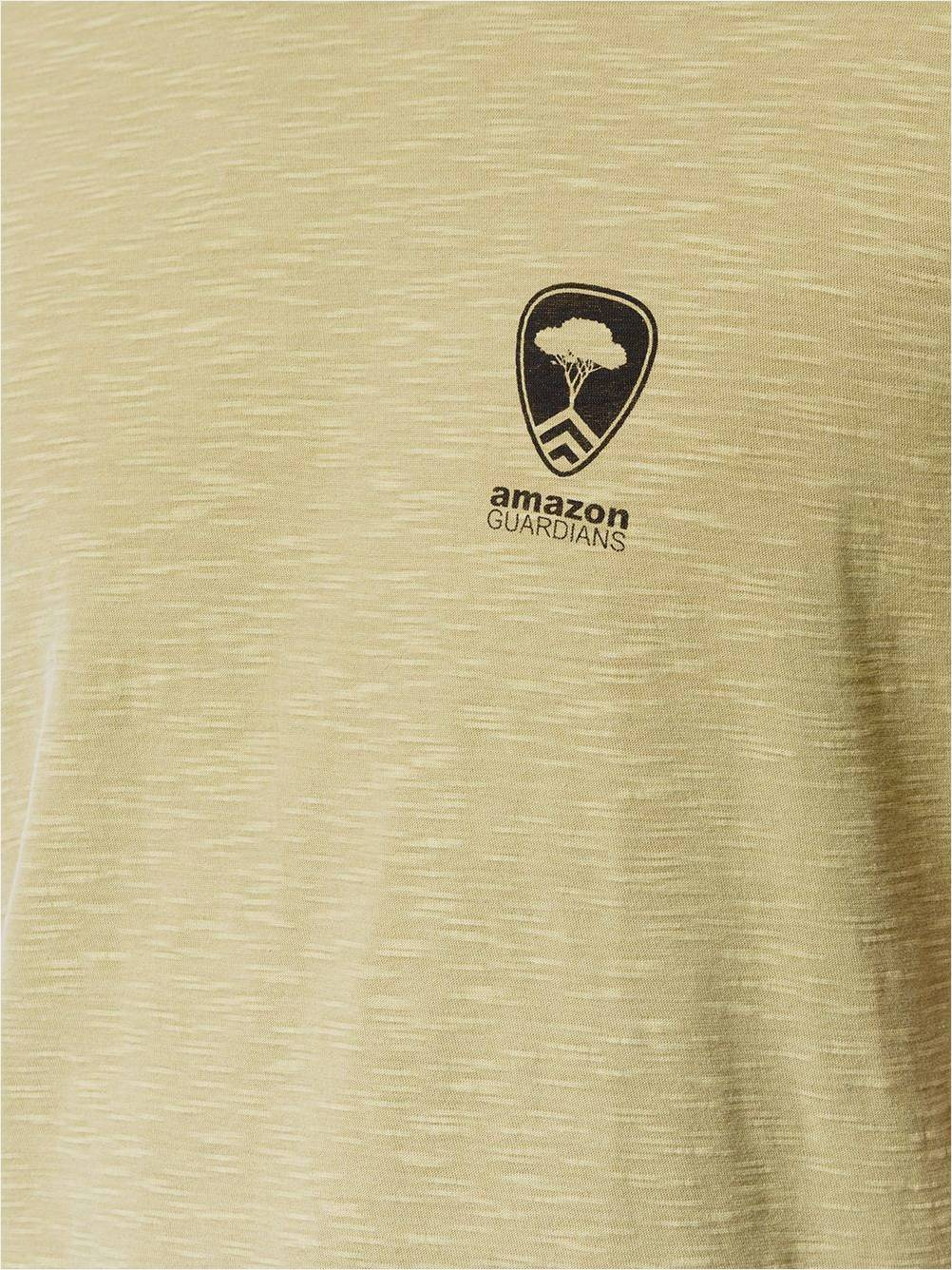 T-SHIRT ROUGH AMAZON PIC OSKLEN