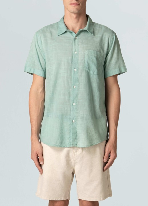 Camisa Texture Color Mc Osklen