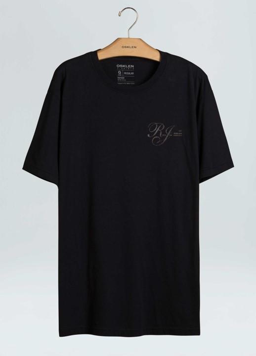 T-Shirt Regular Osklen RJ Skateboard