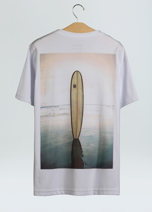 Big Shirt Osklen Longboard